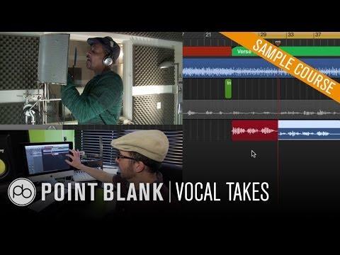 Logic Pro X: Vocal Comping