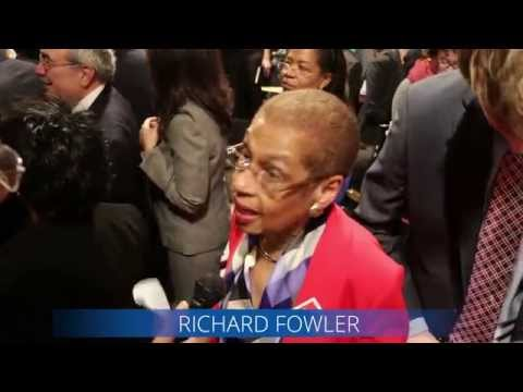 Eleanor Holmes Norton Talks DC Statehood, Legal Weed - State Of The Union 2015 Reaction