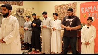 Types of People at the Masjid!