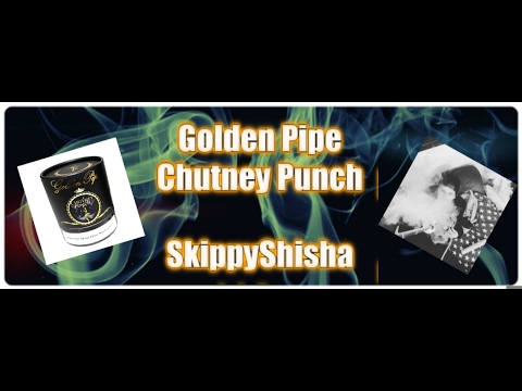 Golden Pipe - Chutney Punch