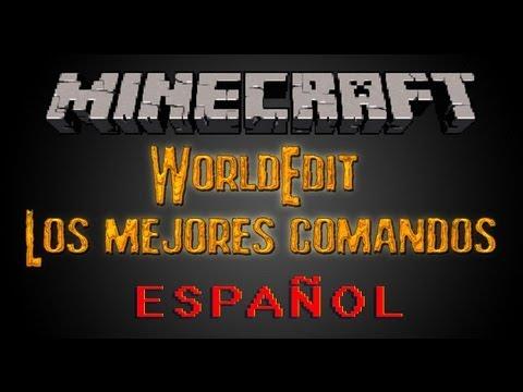 WorldEdit / Los mejores comandos!! Muy útiles!