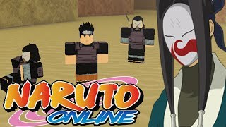 9 Tailed Fox 2nd Hokage Vs 8 Tailed Beast In Naruto Online 2