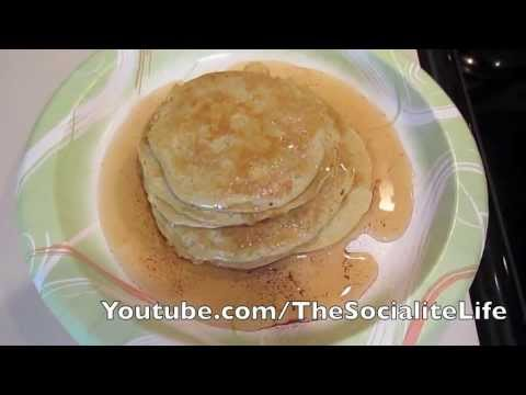 BANANA PROTEIN PANCAKE RECIPE | #Healthy #Diet #WeightLoss