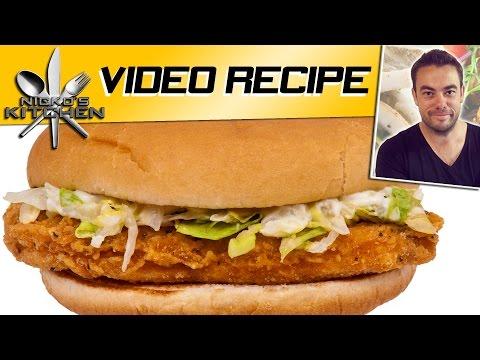 McDonalds Chicken McSpicy Burger