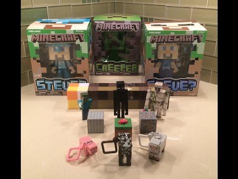 WIN FREE Minecraft toys!!
