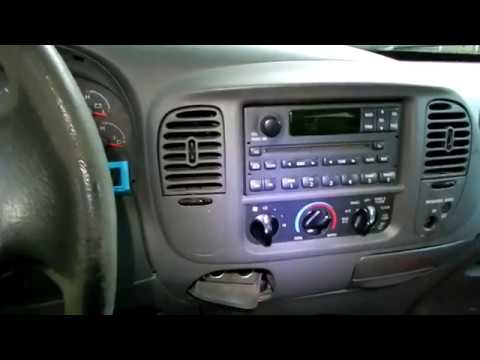 Installing a Wikoo radio in my Ford F150