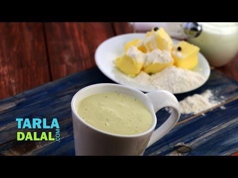 White Sauce by Tarla Dalal