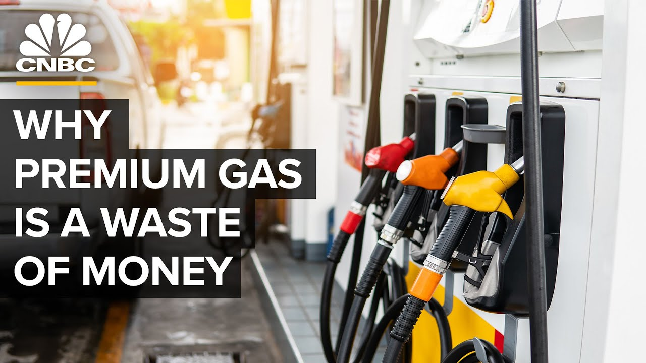 How Americans Waste Their Money On Premium Gas