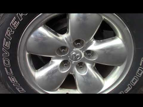Dodge Lug Nuts Stripping Out:  Repaired