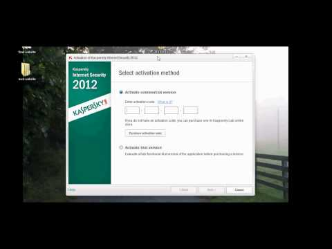 how to kaspersky antivirus and internet security activation code