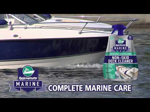 Rejuvenate Marine®  Non Skid Deck Cleaner