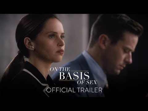 Xxx Mp4 ON THE BASIS OF SEX Official Trailer HD In Theaters This Christmas 3gp Sex