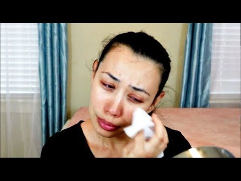 how to look LIKE YOU'VE BEEN CRYING | Makeup series | VJLove