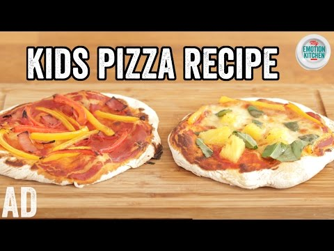 EASY PIZZA RECIPE | EMOTION COOKBOOK #5 FAMILY #ad