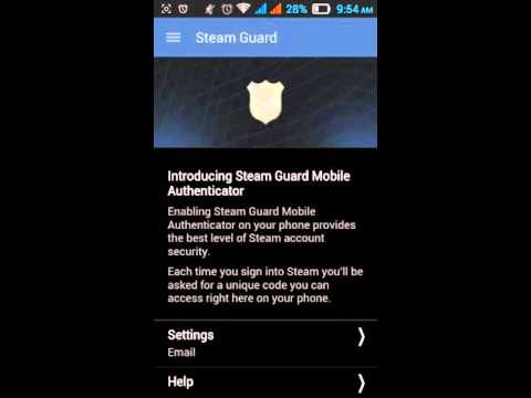 How To Enable Steam Mobile Guard 2016