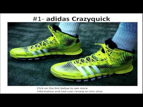 Best Basketball Shoes - Find the top 10 Basketball Shoes