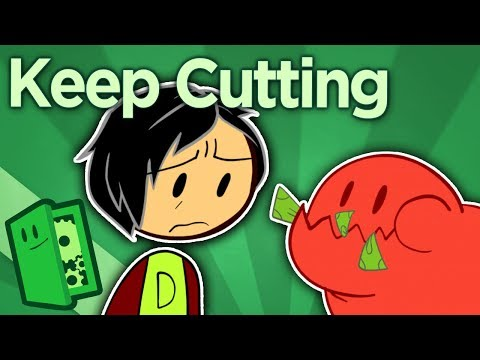Keep Cutting - Sunk Cost Fallacy and Game Development - Extra Credits