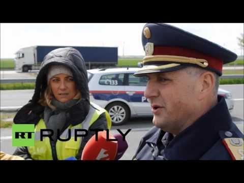 Austria: Strict controls reintroduced at Hungarian border