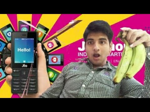 Hidden Secrets About JIO Feature Phone you need to know Before BUY | Chota Dhamaka in 1500 Rupees 😂