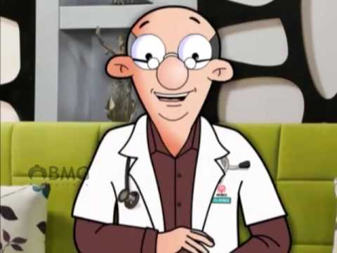 Burns - Some Tips - Health Tips by Dr.MIMS - Malayalam Animation Series