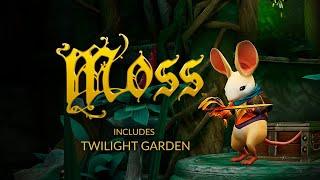 Moss  |  Oculus Rift