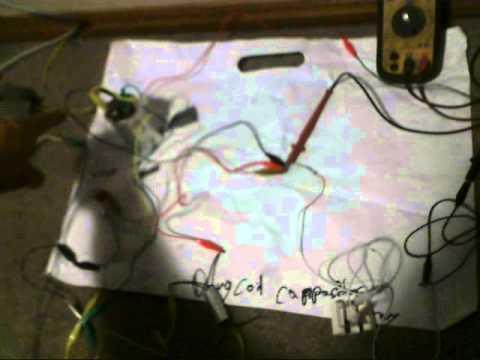 Ajustable Electro magnetic pulse generator ( Doug Coil ) device