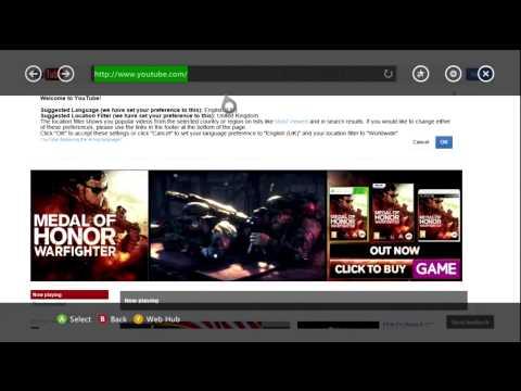 How to delete history on internet explorer Xbox 360