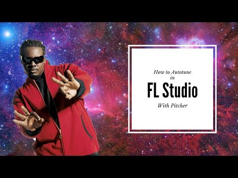 How to use Autotune in FL Studio With Pitcher for Free!!!