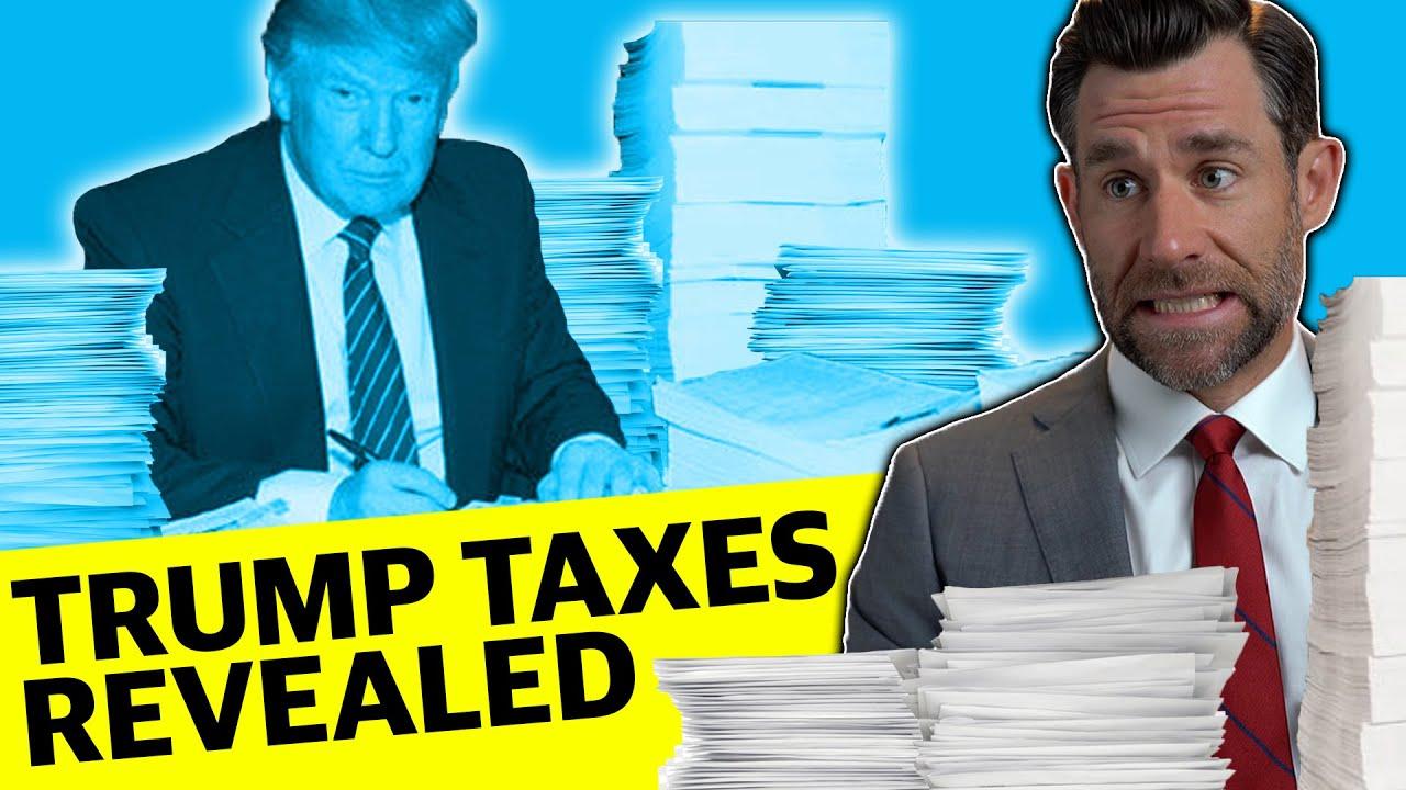 President Trump, Tax Fraud?