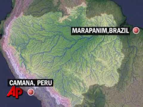 British Man Walks Entire Amazon River in 2 Years