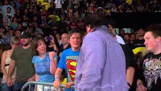 Bound For Glory 2012: Aces and Eights vs. Sting and Bully Ray