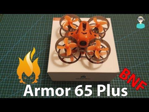 MakerFire Armor 65 Plus - Setup, Review & Flight Footage