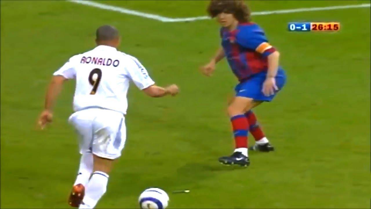 50+ Players Humiliated by Ronaldo Phenomenon ᴴᴰ