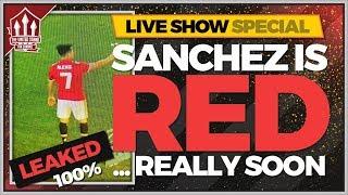 DONE! Alexis SANCHEZ IS MANCHESTER UNITED