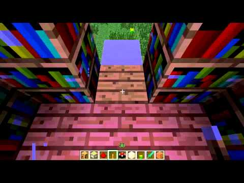 Most Efficient Enchanting Room in Minecraft