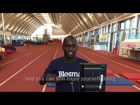 Road to the Invictus Games: Wounded veteran Pa Njie discusses what sport and Invictus means to him
