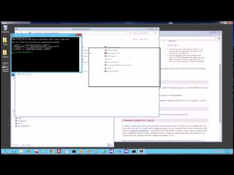 SFTP - How To Install SFTP on Windows Server (Cygwin OpenSSH)
