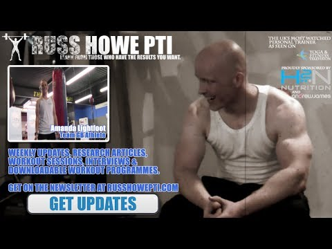 Muscle Soreness Relief - How To Get Rid Of DOMS After Training Legs