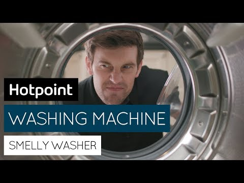 How to clean a smelly washing machine | by Hotpoint