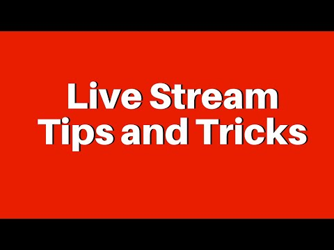 Livestream: How to Get Started with Live Streaming Video