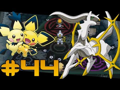 Pokemon: HeartGold - Tam Çözüm#44 : Pichu'lar ve Arceus