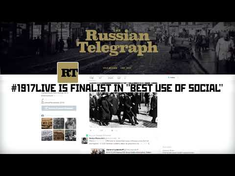 Vote for RT, help us win #1917LIVE nominated for Webby Awards