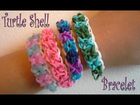 Turtle Bracelet - Rainbow Loom