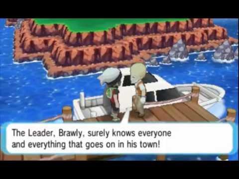 Pokémon Alpha Sapphire Walkthrough Part 9: A Mission in Dewford