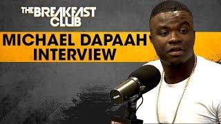 Michael Dapaah Tells The Story Of Big Shaq, Responds To Shaquille O