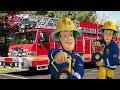 Пожарный Сэм на русском   Праздничный Переполох 🚒Новые серии HD 🔥 мультфильм