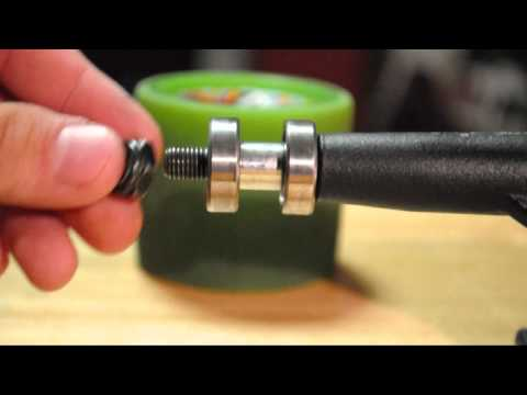 Hints & Tips: Bearing Spacers