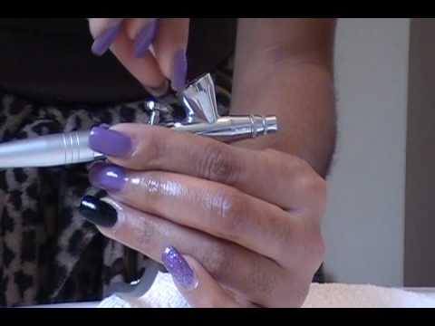 Cleaning your airbrush gun