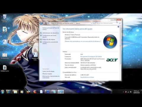 windows 7 starter  windows 7 premium sin hack   .wmv