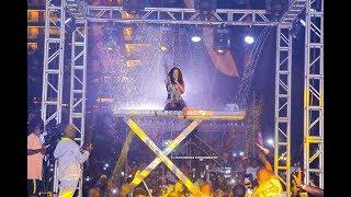 Sheebah Kalungi Omwooyo Concert Hotel Africana !!!!